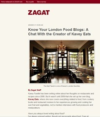 zagat interview screenshot