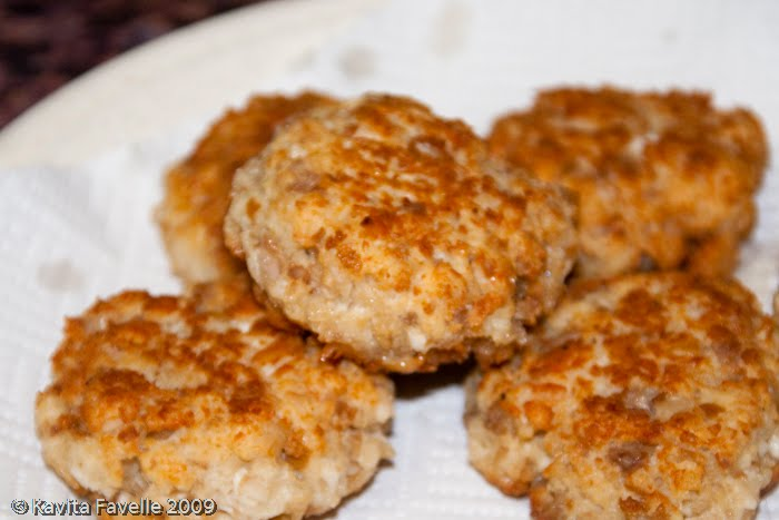 Kavey Eats Nifty Thrifty Chicken Croquettes From Leftover Roast Chicken