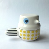 bird-pots-wagtail-jar-yellow