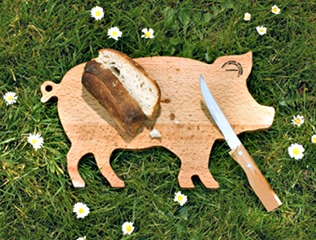 pig-cutting-board
