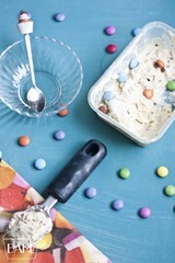 Jennifer Brown - Smarties Icecream