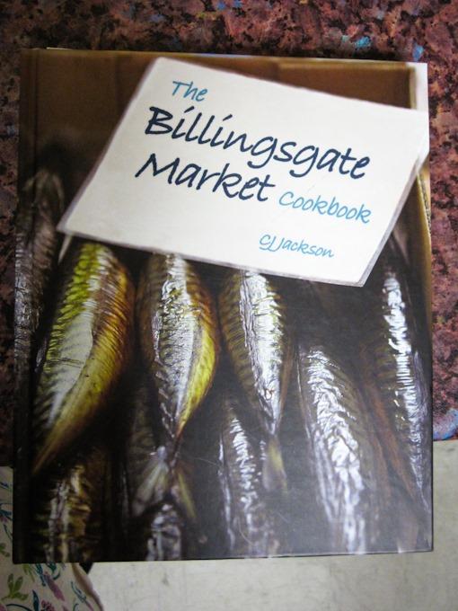 The Billingsgate Market Cookbook