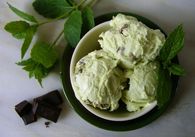 mint cookie dough ice cream 500