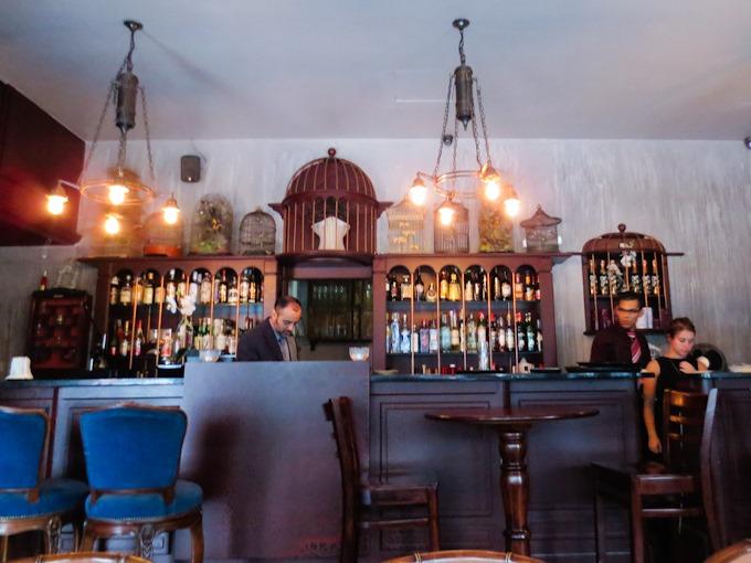 The Courtesan Dim Sum Restaurant & Bar, Brixton - Kavey Eats | 680 x 510 jpeg 106kB