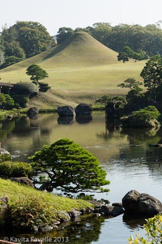 Japan2013-Suizenji Imo-5611