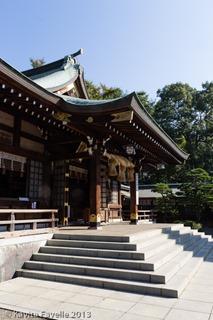 Japan2013-Suizenji Imo-5626