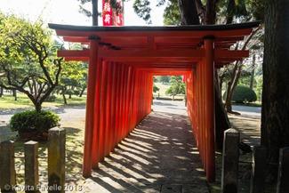 Japan2013 Suizenji Imo-5646