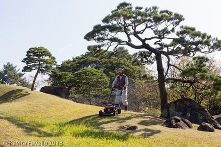 Japan2013-Suizenji Imo-5657