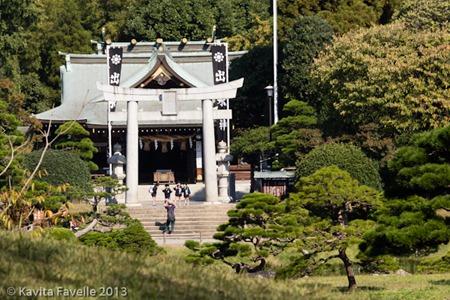 Japan2013-Suizenji Imo-5659