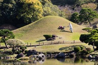 Japan2013-Suizenji Imo-5663