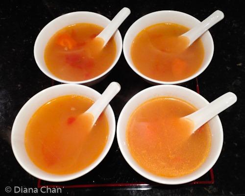 Diana CNY-oxtail soup