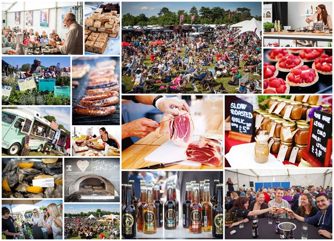 FoodiesFestival2014 Collage