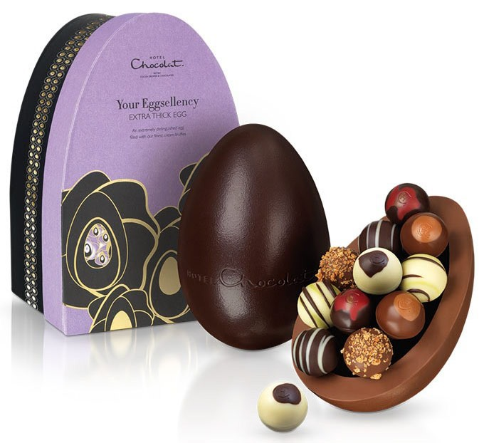 Win Hotel Chocolat Easter Eggs (Closed) - Kavey Eats