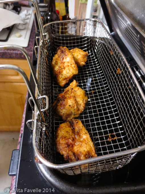 Southern Fried Chicken Making Use Of Sous Vide Kavey Eats