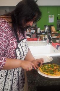 Chorizo-Spinach-Onion-Potato-Frittata-KFavelle-KaveyEats-VouchercodesUK-1