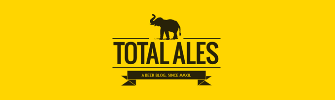Total Ales Banner