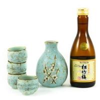 SC Sakura Sake Set