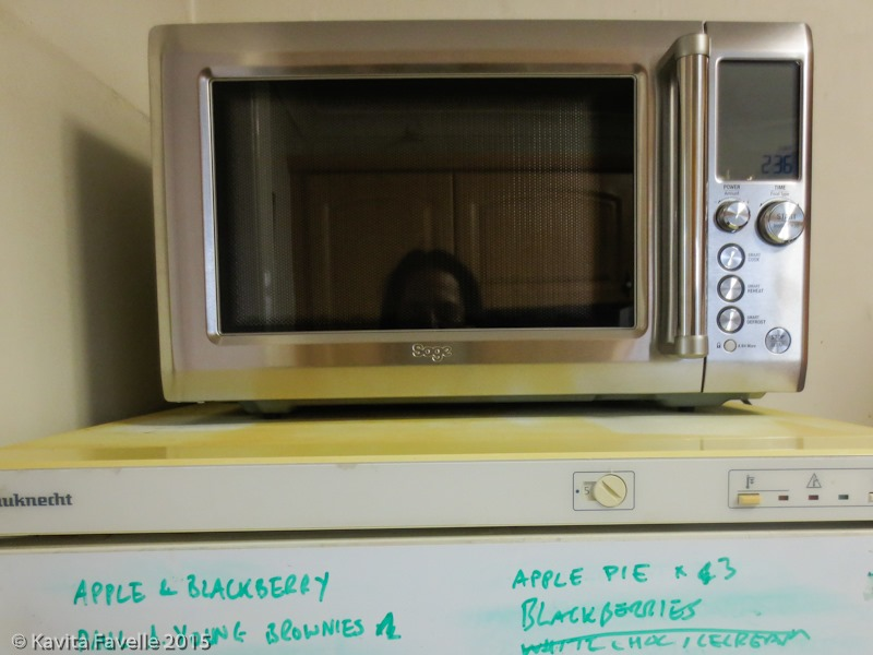 effects of imaginary numbers on microwave oven