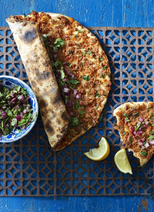 Thin Crust Pide