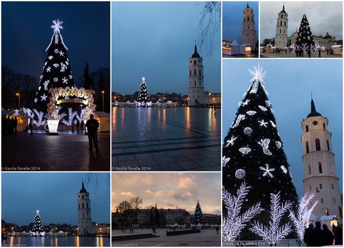 Vilnius-Cathedral-Square-collage-KaveyEats-(c)KavitaFavelle