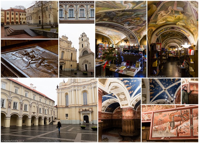 Vilnius-Universiry-Library-collage-KaveyEats-(c)KavitaFavelle