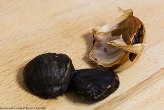 Black Garlic Mushroom and Cream Penne Pasta KaveyEats (c)KavitaFavelle-8546