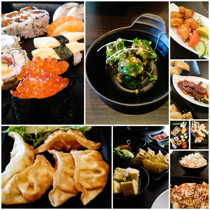 Collage-SushiMania-N12-London-Restaurant - KaveyEats (c)KavitaFavelle