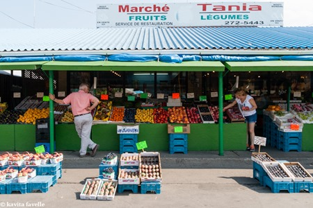Marche Jean Talon in Montreal - Kavey Eats © Kavita Favelle-1306