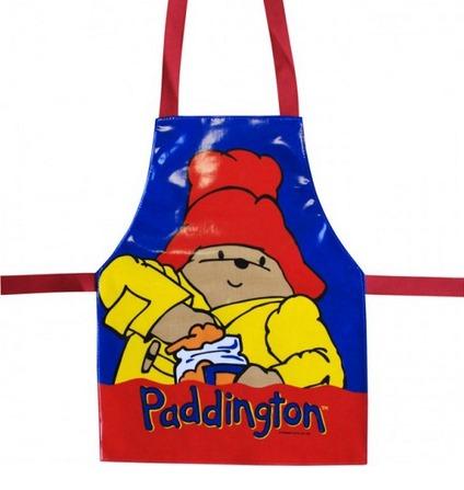 Paddington apron