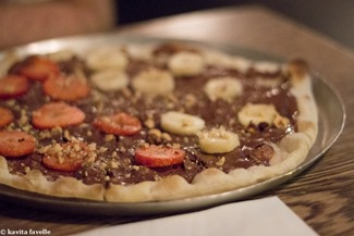 Pizza at The Three Johns Pub in Angel London on Kavey Eats © Kavita Favelle-7666