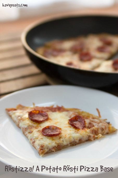 Rostizza - Potato Rosti Pizza Base on Kavey Eats © Kavita Favelle (3)