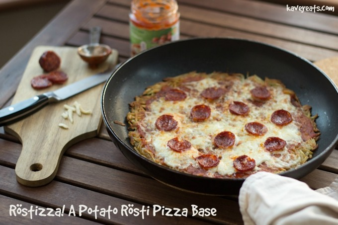 Rostizza - Potato Rosti Pizza Base on Kavey Eats © Kavita Favelle (4)