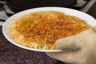 Rostizza - Potato Rosti Pizza Base on Kavey Eats © Kavita Favelle-7613