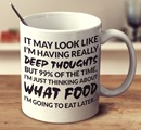 mug food thoughts