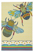 noths original_bejewelled-cotton-tea-towel