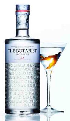 Bruichladdich-the-botanist-gin