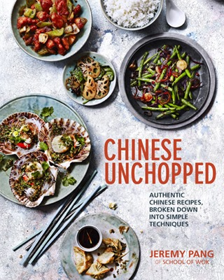 chinese unchopped cover
