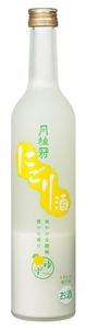 gekkeikan-unfiltered-yuzu-sake-yuzu-nigorishu