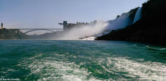 Niagara Falls on Kavey Eats © Kavita Favelle -101350