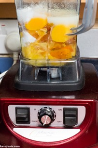 Persimmon and Bergamot Fruit Curd in a Power Blender on Kavey Eats © Kavita Favelle-8021
