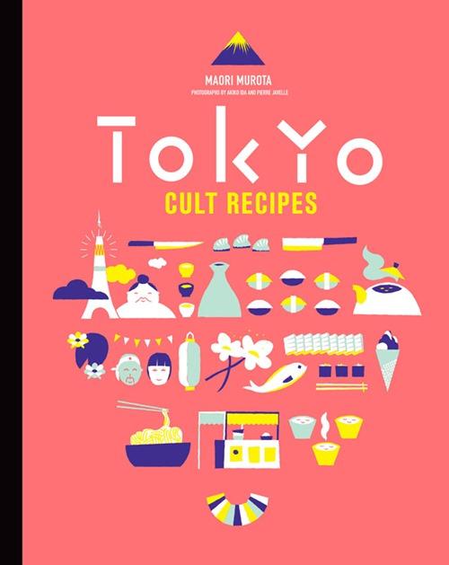 Tokyo Cult Recipes cover