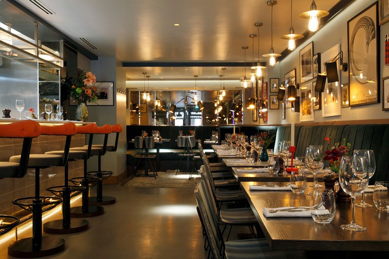 Galley Restaurant Amp Bar Angel Islington Kavey Eats