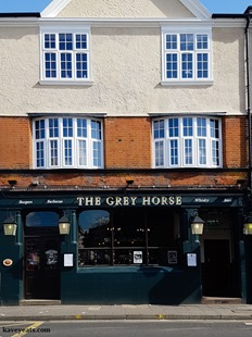 The Grey Horse Kingston-upon-Thames on Kavey Eats-123937