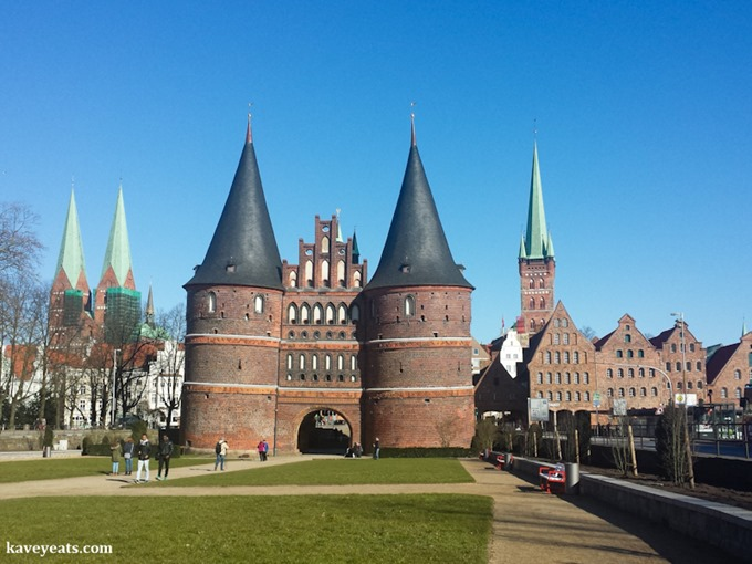 Lubeck Old Town on Kavey Eats-151104