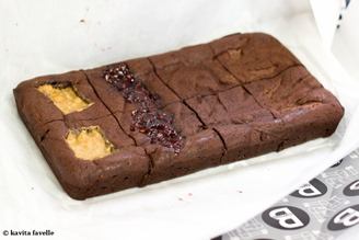 B is for Brownie on Kavey Eats-8651