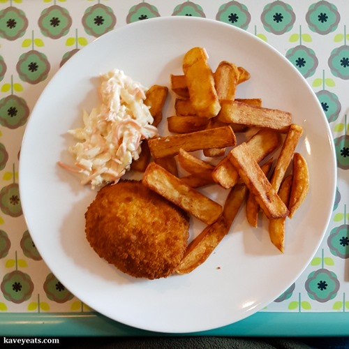 Heston Triple Cooked Chips on Kavey Eats-185815