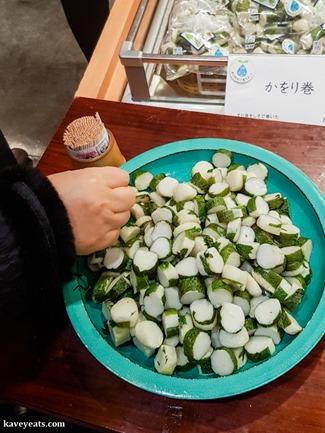 Kamoboko Museum and Market in Kazamatsuri Japan. On Kavey Eats-104358