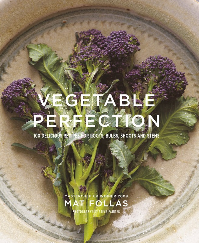 Vegetable Perfection Mat Follas