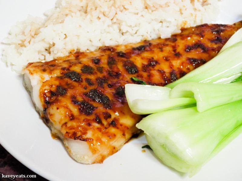 Kavey Eats A Taste For Miso Japanese Style Miso Cod