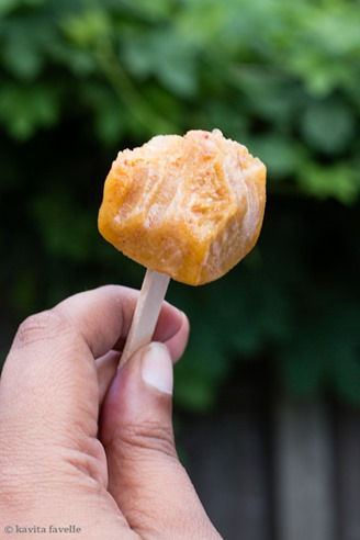 Nectarine Maple & Bourbon Mini Ice Pops on Kavey Eats (c)-8818
